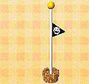 Goal Pole