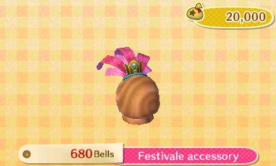 Festivale Accessory
