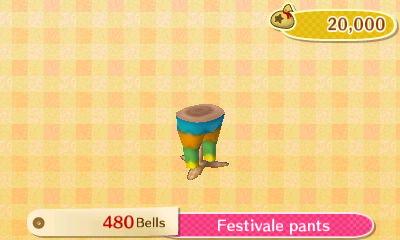 Festivale Pants