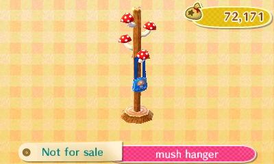 Mush Hanger
